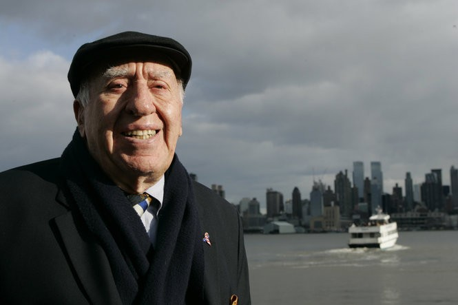 Arthur Imperatore, founder of New York Waterway, pictured in 2006. (Steve Hockstein/for the Star-Ledger)