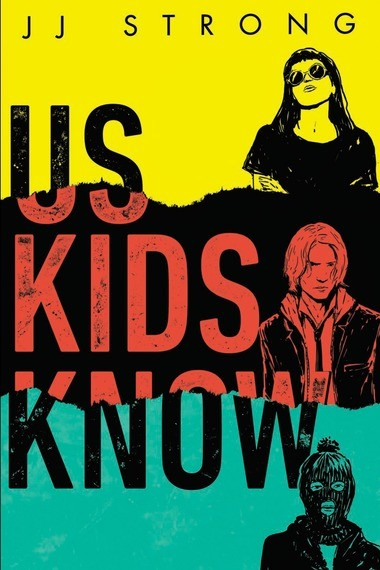 As the title says, the teenagers know a lot, but not what they necessarily to keep them safe in this debut novel from Seton Hall Prep grad JJ Strong.
