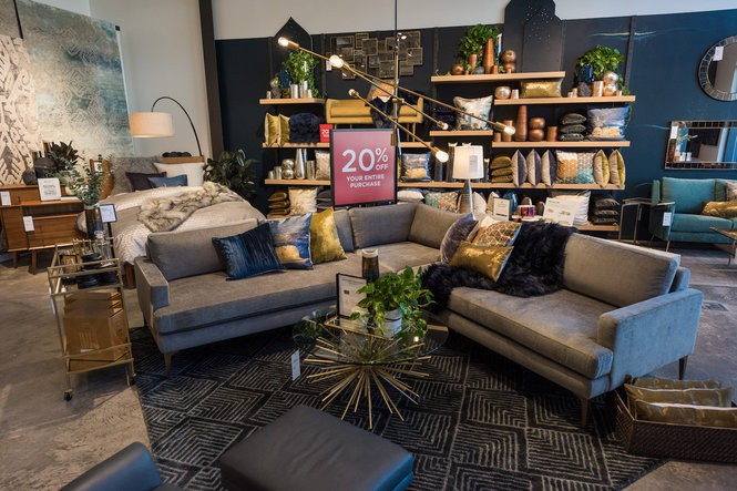 See Inside The Giant New West Elm That Just Opened In N.J. ...