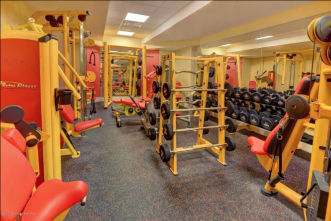 Retro fitness founder is selling his 2 n.j. mansions. yes theres