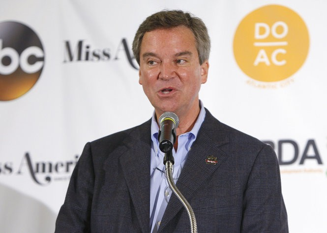 Sam Haskell, former Miss America CEO, called a former Miss America 'huge' and 'gross' in emails that were leaked to HuffPost.