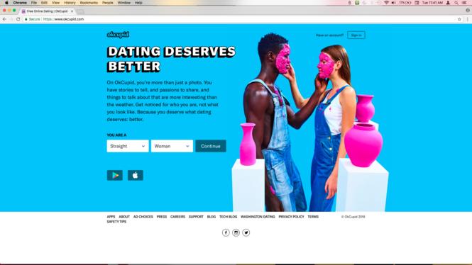 Dating-Seiten in Jersey ci