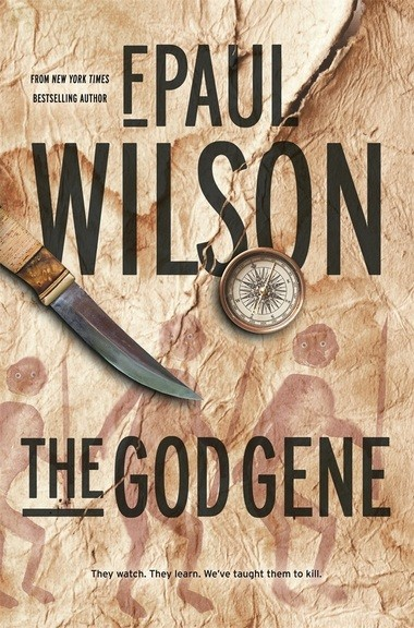 """A sequel to F. Paul Wilson's """"Panacea,"""" this novel looks into the gene that marks human consciousness."""