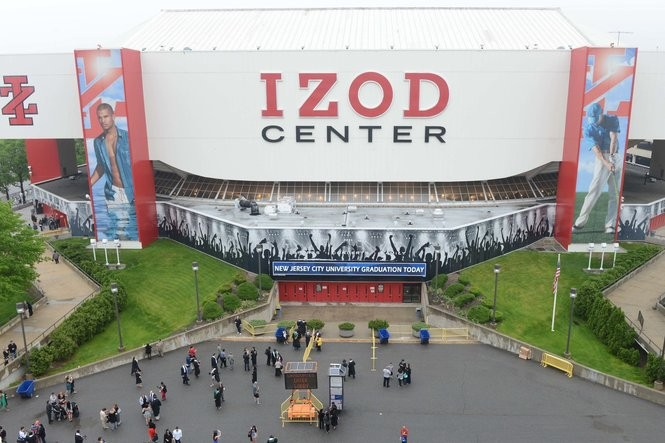 The Izod Center when it was still the Izod Center. (Reena Rose Sibayan | Jersey Journal file photo)