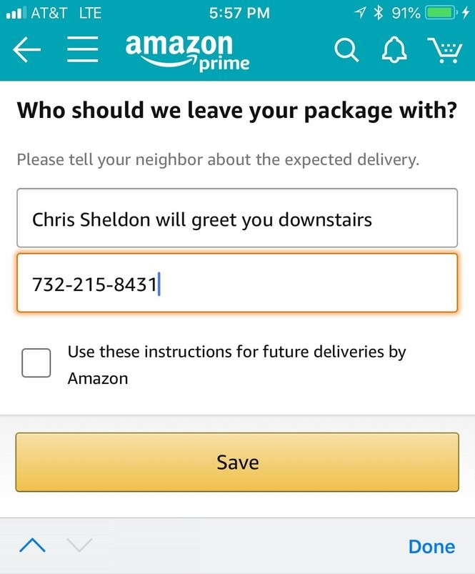 Amazon now lets you stalk deliveries, so we ordered 400 ice pops and on