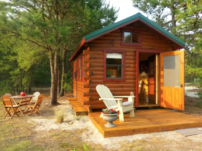 Look inside 10 of NJ's wildest Airbnbs: Teepees, a yacht and a house
