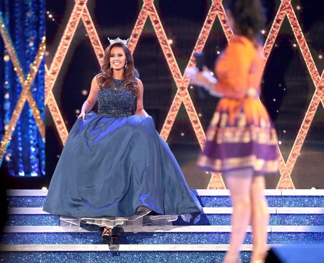 Cara Mund, Miss America 2018, has accused pageant leaders like Gretchen Carlson of bullying and silencing her during her reign. (Tim Hawk | NJ Advance Media for NJ.com)