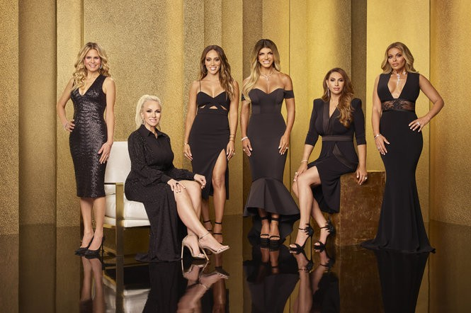 The Real Housewives of New Jersey' returns: Season 9
