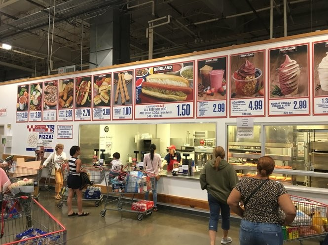 All 16 Costco food court items, ranked worst to best - nj com