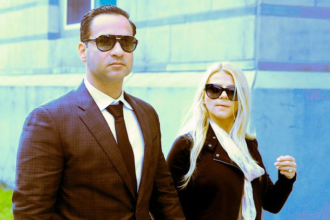 830043b30 Mike 'The Situation' Sorrentino speaks out on prison sentence, 'Jersey  Shore' support