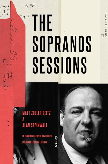 """The Sopranos Sessions"" features seven in-depth interviews with series creator David Chase and the intelligent commentary on the series readers came to expect from authors Matt Zoller Seitz and Alan Sepinwall."