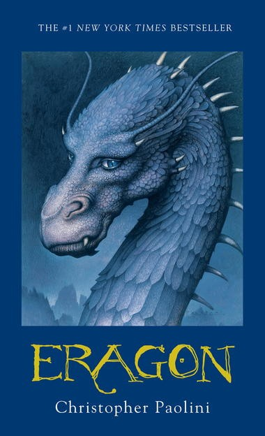 Christopher Paolini began writing this internationally beloved bestseller as a teenager because he needed a project.