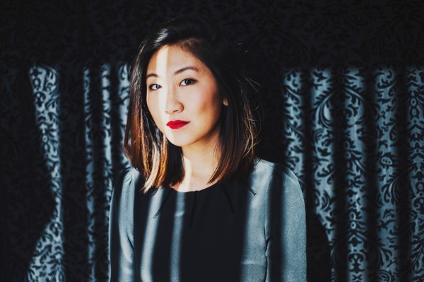Lucy Tan, who grew up in Livingston, set her spectacular debut novel in Shanghai.