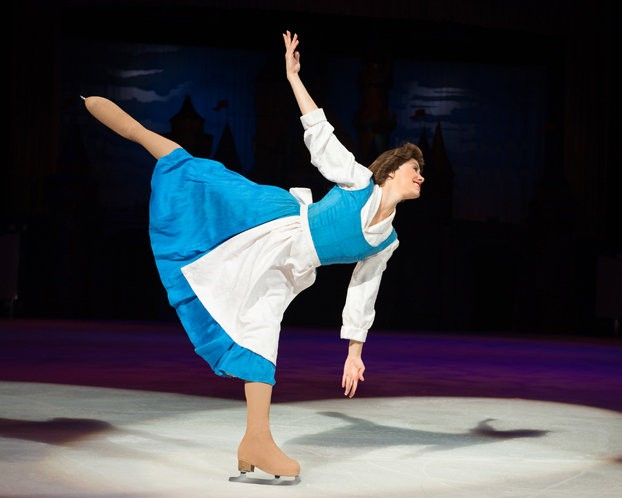 "Disney on Ice presents ""Dare to Dream"" this weekend at the Sun Nation Bank Center in Trenton."