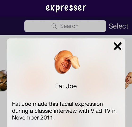 expresser app for android