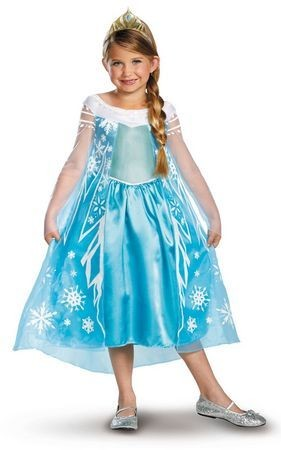 'Frozen' was also a top pick for Halloween costumes this year, for both children and adults. (BuyCostumes.com)
