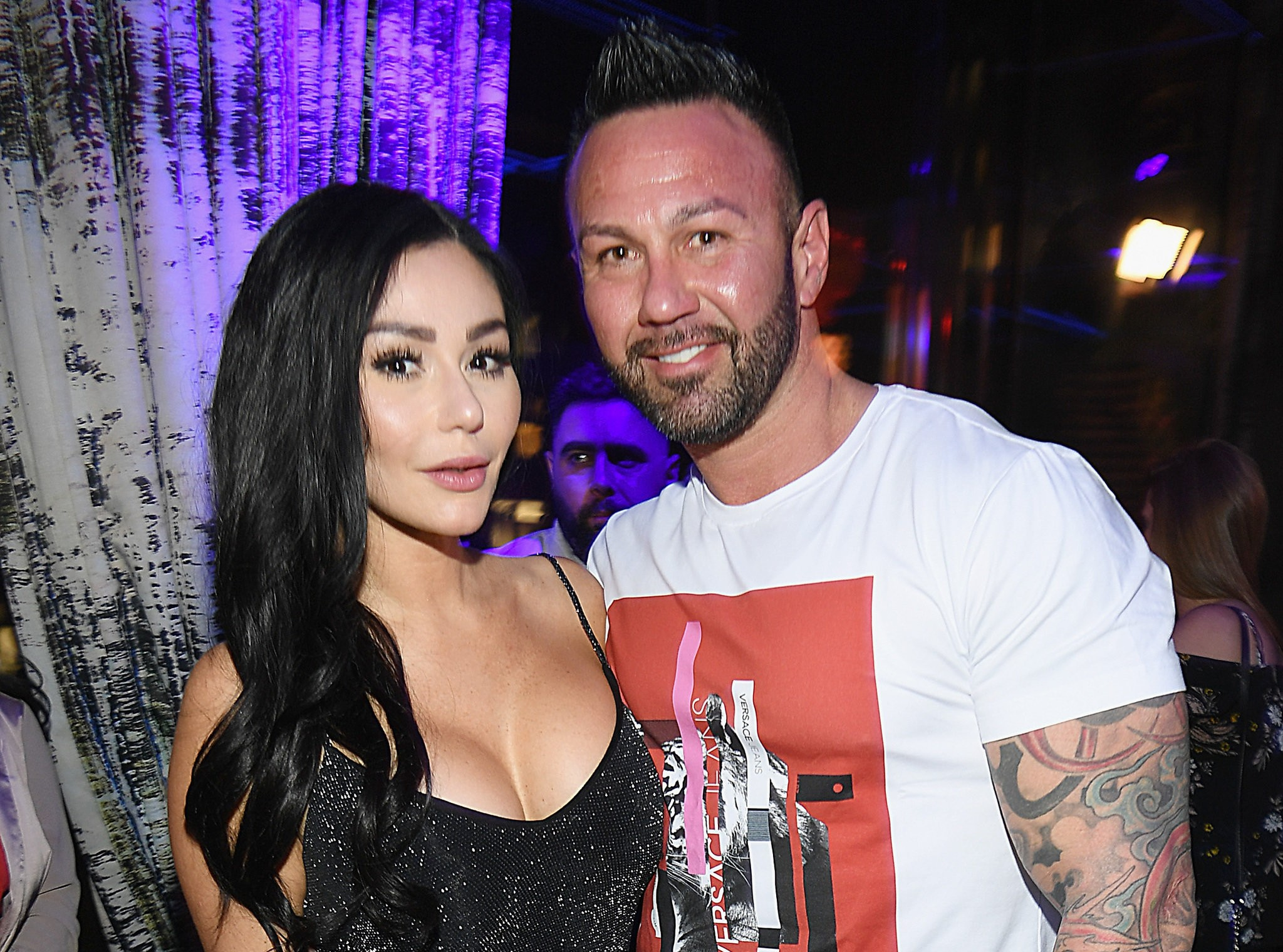 JWoww of 'Jersey Shore' files for divorce. 'I'm going to win my ...