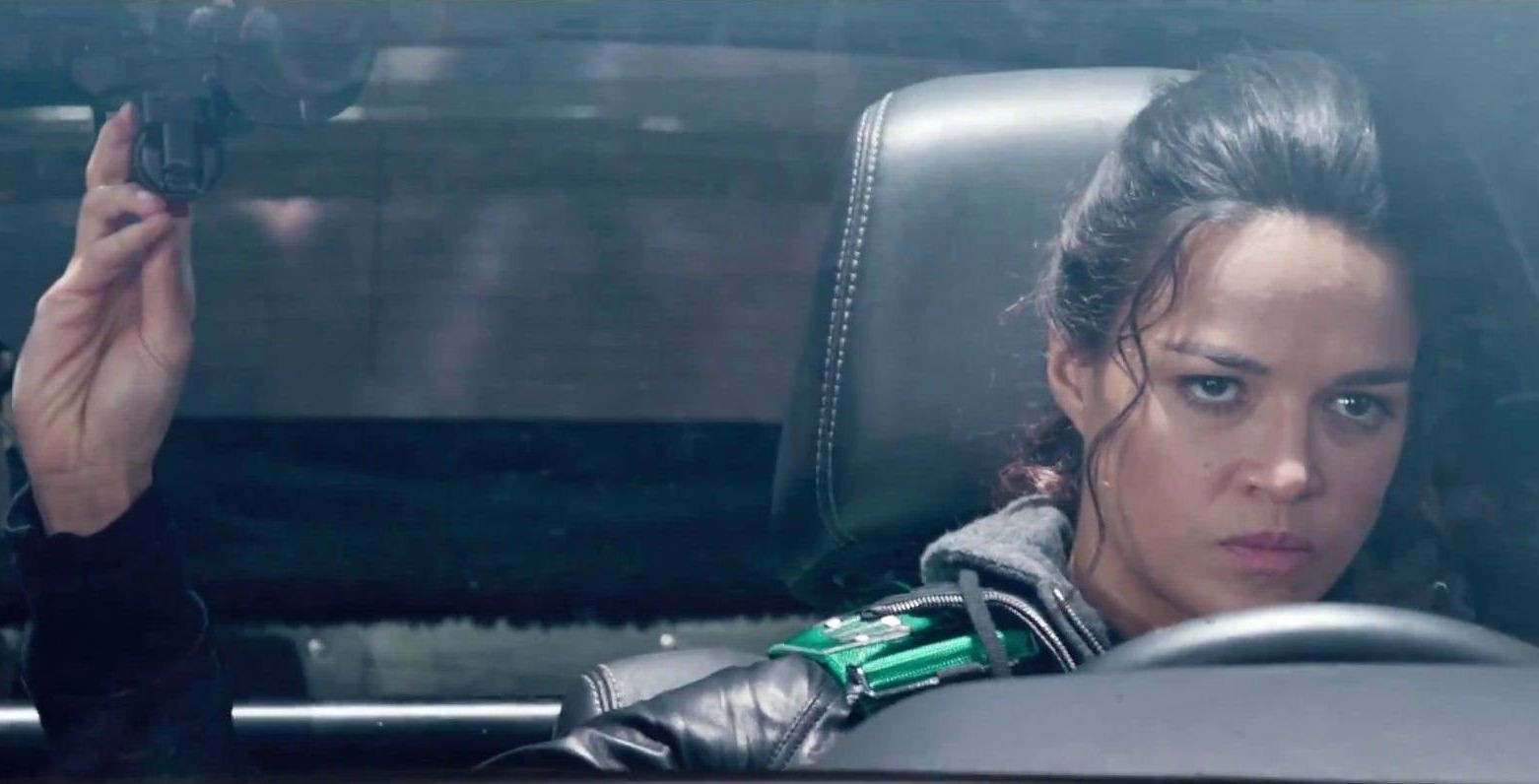 Michelle Rodriguez On Furious Seven Paul Walker And Freakin Jersey Nj Com