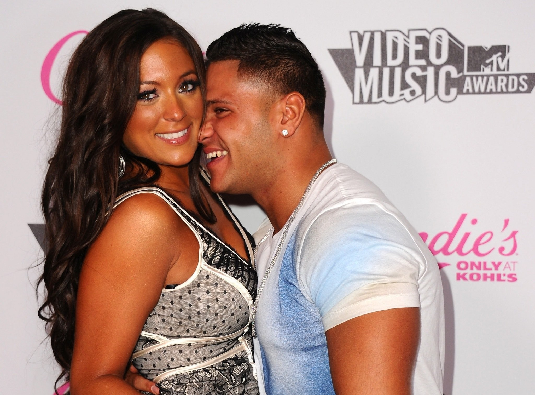 Stap it, Rahn: Ronnie and Sammi of 'Jersey Shore' break up (again ...