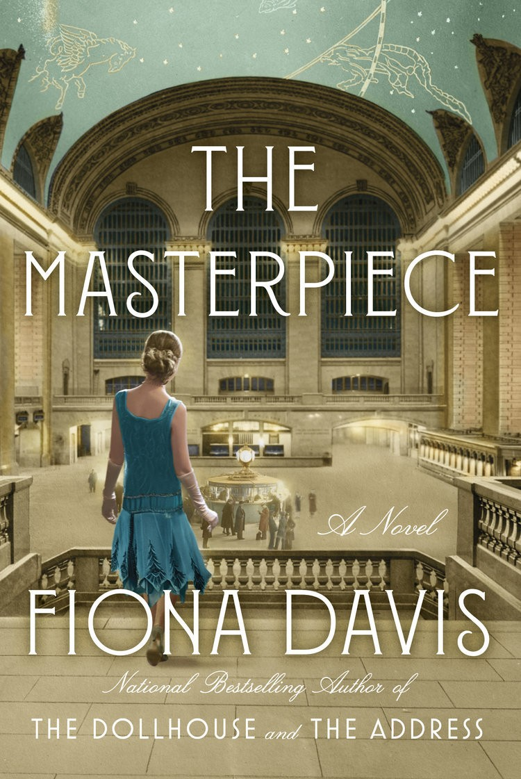 Set in Grand Central Station, this novel examines the lives of two women, both in the art world, with 50 years separating them.