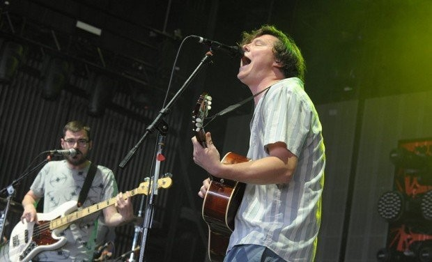 The Front Bottoms perform as Philadelphia alternative radio station Radio 104.5 held its 9th Birthday Show on June 11, 2016, at BB&T Pavilion in Camden, New Jersey. Acts included Twenty One Pilots, AWOLNATION, Catfish & The Bottlemen and Mutemath, among others. Camden, NJ 6/11/2016 (Matt Smith | For NJ Advance Media)