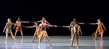 Mark Morris Dance Group in 'Socrates'