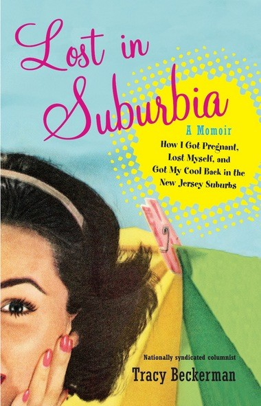 A collection of funny essays examining the evolution of a mom's first few years in suburbia.
