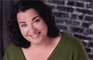 Stephanie Evanovich, of Asbury Park, has also acted in a lot of community theater.