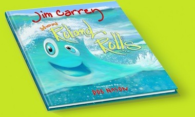 Actor Jim Carrey, is also a father and grandfather, and wrote this book for parents and grandparents to spend some special time together.