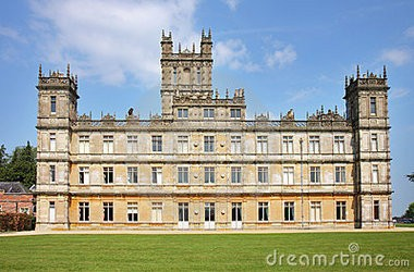 England's Highclere Castle, more familiar to PBS viewers as Downton Abbey