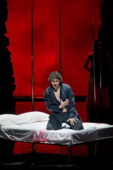 Jonas Kaufmann in Parsifal at the Metropolitan Opera