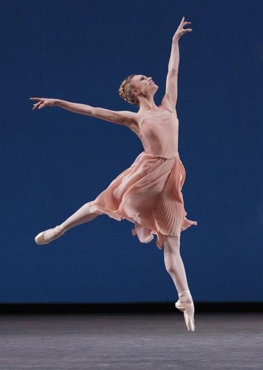 Sara Mearns in 'Allegro Brillante'