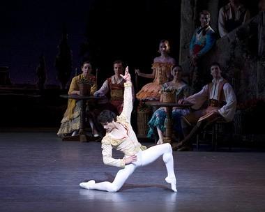 Herman Cornejo in 'Don Quixote' at American Ballet Theatre