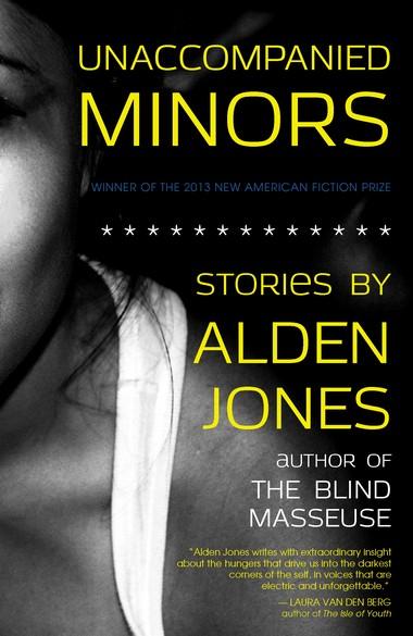 Teenagers dealing with some of life's harsher realities populate Alden Jones short stories.