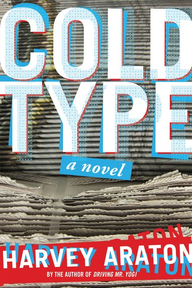 A novel set during a newspaper strike, just before the internet changed the industry.