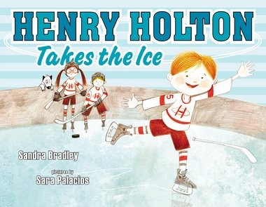 Henry Holton is a boy, who happens to be a naturally terrific skater, but not the hockey player his family expects.