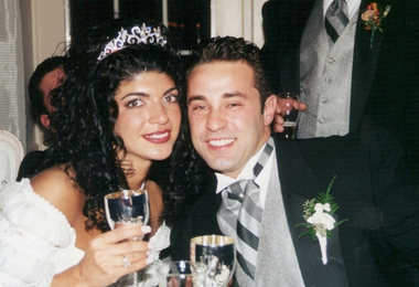 Joe and Teresa Giudice, who have known each other since childhood, married in 1999.