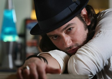 "Constantine Maroulis, the former ""American Idol"" finalist, was in Wyckoff's municipal court on Thursday for a simple assault charge. (Mitsu Yasukawa / The Star-Ledger)"