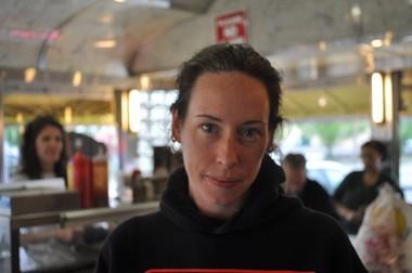Kellie Cohen at White Manna, Hackensack.