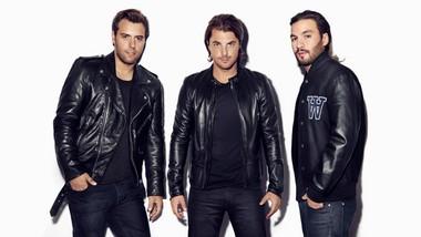 Soon to go their separate ways: the three members of Swedish House Mafia.