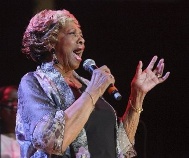 Every praise, and every word of worship: Cissy Houston at McDonald's Gospelfest