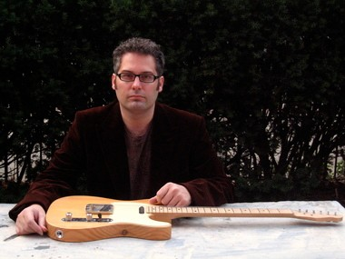 Guitarist Terrence McManus will play the Ivanhoe Wheelhouse at 1 p.m. on Sunday (Photo Credit: Lucy Wood.)