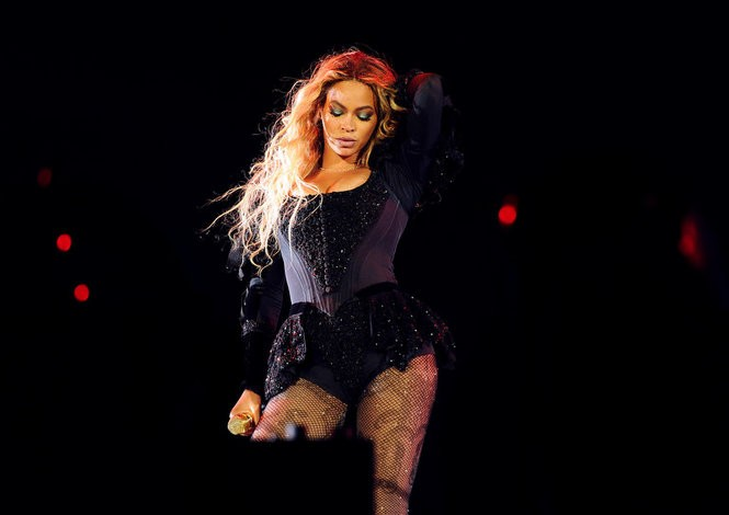 Beyonce performs during the Formation World Tour at Citi Field on Tuesday, June 7, 2016, in Flushing, New York. (Photo by Frank Micelotta/Parkwood Entertainment)