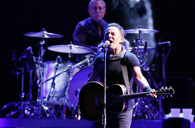 Bruce Springsteen and the E Street Band play their third show at MetLife Stadium as part of The River Tour. (Alex Remnick | NJ Advance Media for NJ.com)
