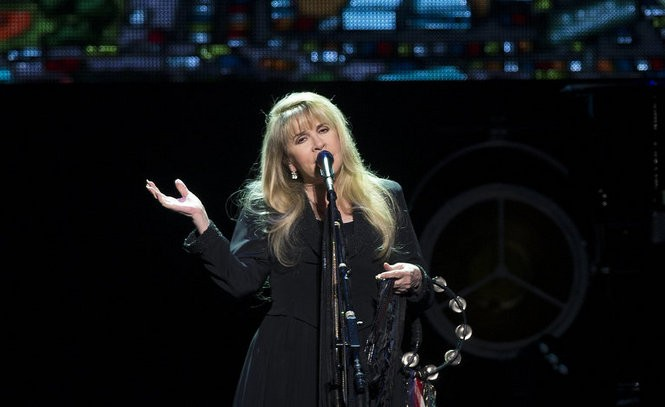 Singer-songwriter Stevie Nicks, best known for both her work with Fleetwood Mac as well as here highly-successful solo career, performed Nov. 20, 2016, at the Wells Fargo Center in Philadelphia, Pennsylvania. The Pretenders, featuring Chrissie Hynde, opened the show. (Matt Smith | For NJ Advance Media)