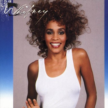 "1987's ""Whitney"" album cover"