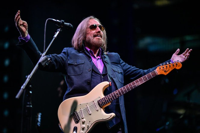 Tom Petty and the Heartbreakers' 40th Anniversary tour at Prudential Center in Newark, June 16, 2017. (Mark Brown | For NJ.com)