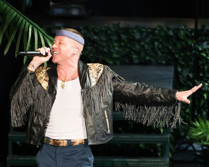 Macklemore and Kesha unleash awesomely weird summer hit