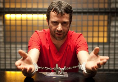 James Purefoy plays Joe Carroll, a former professor and imprisoned serial killer who orchestrates a nationwide killing spree by his band of followers.