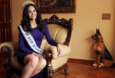 Libell Duran got her start in pageants with Miss Dominican Republic Perth Amboy.